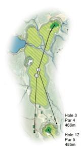 Hole 3 & 12
