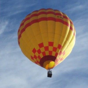 Hot Air Balloon Championships May 2014